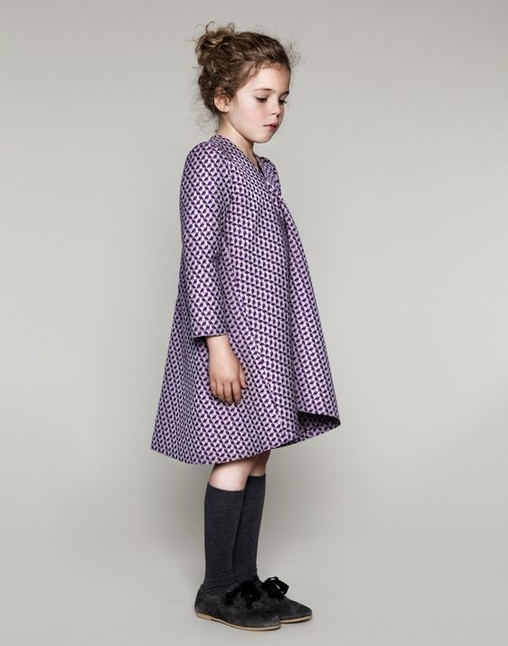 Girl's purple dress - Senorita Lemoniez