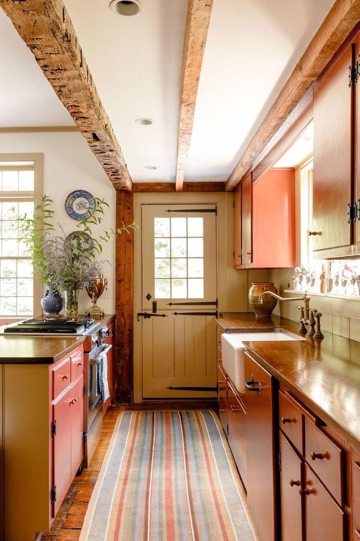 A charming 18thcentury new england farmhouse new