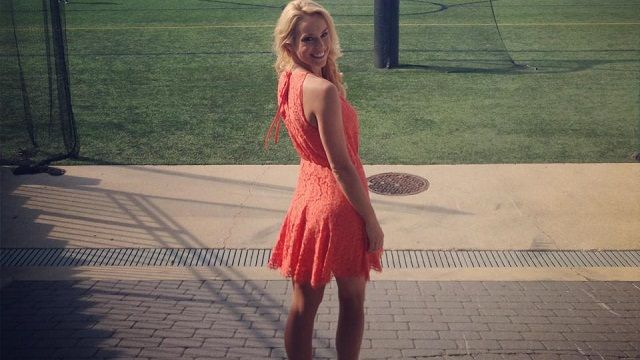 15 Stunning Photos of Sports Reporter Britt McHenry - RantSports - http://www.rantsports.com/clubhouse/2014/09/17/15-stunning-photos-of-sports-reporter-britt-mchenry/