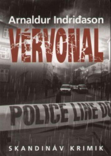 (911*) Vérvonal · Arnaldur Indriðason · Könyv · Moly