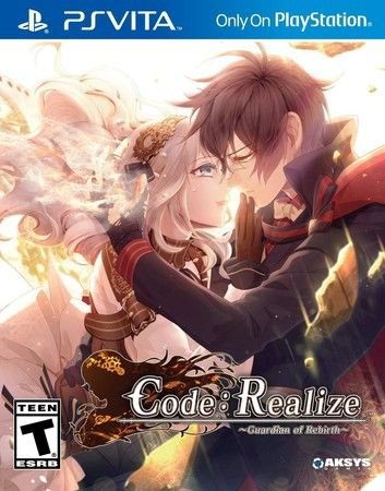Code: Realize ~Guardian of Rebirth~ Franchise Casts Saori Hayami as Cardia