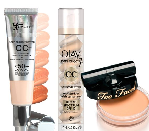 What is BB Cream, CC Cream and DD Cream - Foundation - Makeup The Beauty Authority - NewBeauty