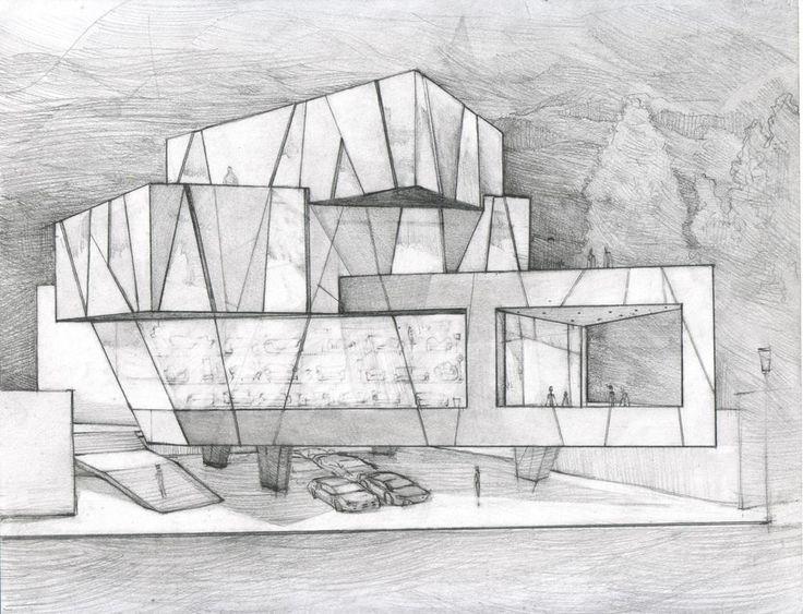 """Frase de Bruno Zevi  """"El arquitecto se encuentra tan condicionado por una geometría artificiosa e inhumana que la siente 'natural' y 'espontánea', no conoce otra lengua"""""""