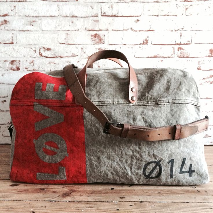 Travel bag, sac de voyage made in France www.sobenstore.com