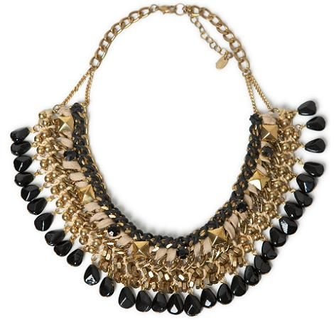 We have a necklace that looks a lot like this one, Y'all should come check it out!