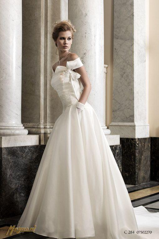 spose autunno inverno | abito da sposa magnani sposa autunno inverno 2012 2013 abiti www ...