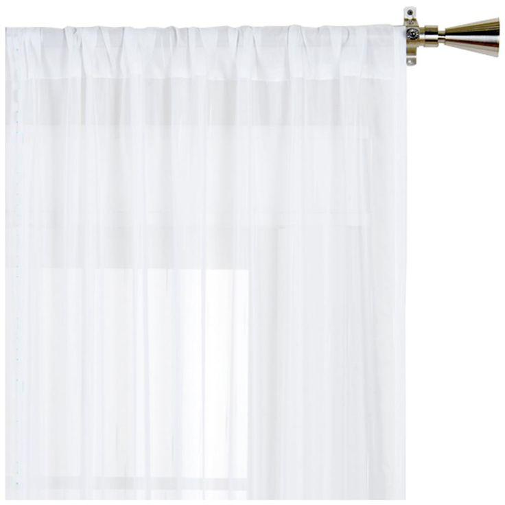 Mais de 1000 ideias sobre rideaux voilages no pinterest for Voilage moderne fenetre