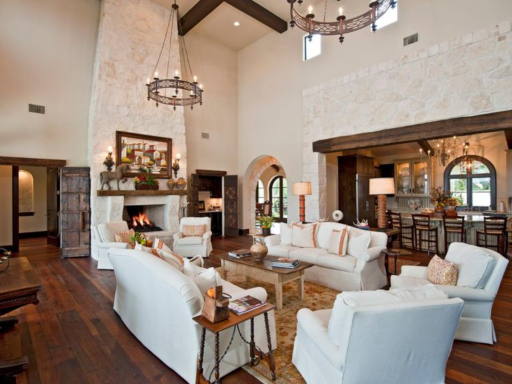 Perfect Spanish Living Room With Dramatic Dimensions Part 14