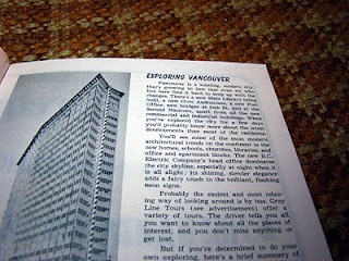 Featured in the 1957 Tourist and Shopping Guide
