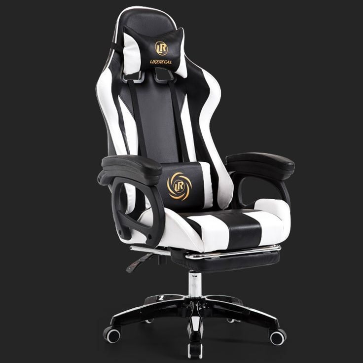 Gaming chair household multifunction reclining computer