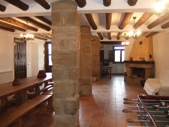 Las 25 mejores ideas sobre chimeneas r sticas en - Ideas para casas rurales ...