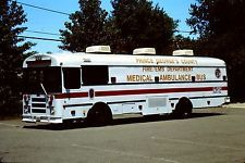 Prince Georges County, MD FD Med-Bus 2007 Thomas Bus Sartin Serv.