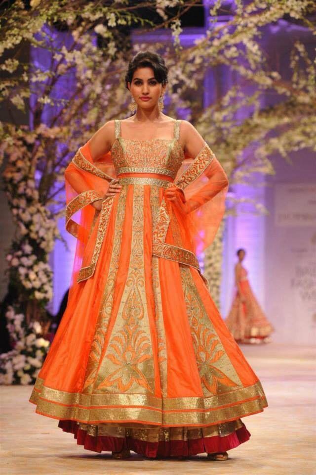 Lakme Fashion Week 2014 Bridal Collection