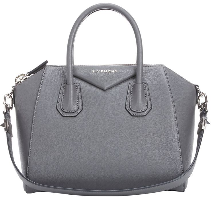 Givenchy Grey Antigona