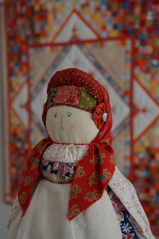 куклы Лены Вернидубовой