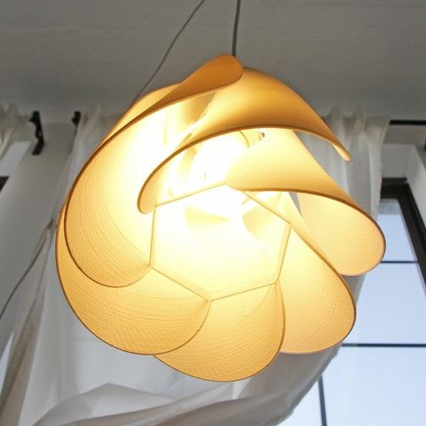 Design of the Week: Anna Flower Light #3Dprinting Maybe something for 3D Printer Chat?