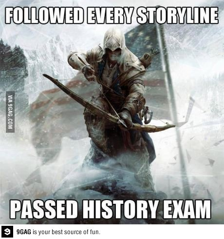 9ae0e003930c6a0427ec8f3539647201 assassins creed memes video game memes 451 best video games images on pinterest videogames, gaming,