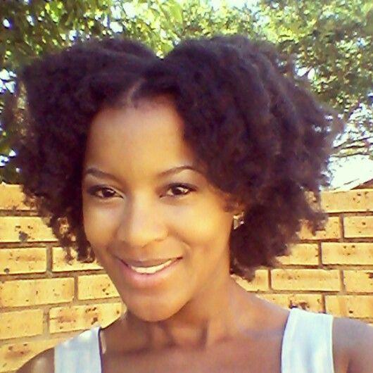 Natural hair. Mummy Mthembu - Fawkes