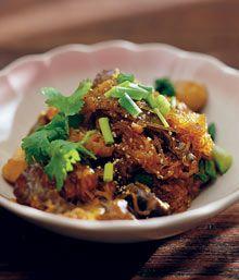 ... bean curd miso soup cauliflower stir fried with fermented bean curd