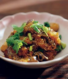 Cauliflower Stir-Fried With Fermented Bean Curd Recipe — Dishmaps
