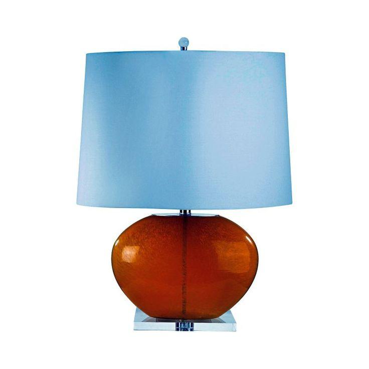1000+ Ideas About Orange Lamps On Pinterest