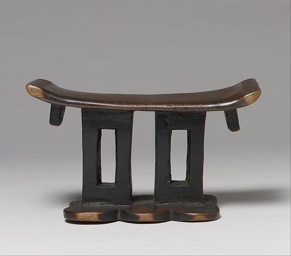 Headrest Century  Zimbabwe Or Mozambique, Northeastern Zimbabwe Or  Northwestern Mozambique   Shona Peoples   Wood. African Furniture ...