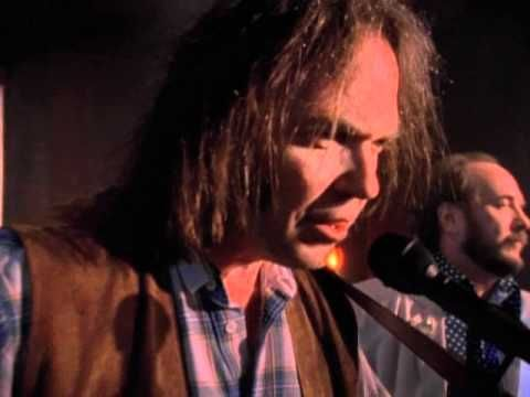 Neil Young - Harvest Moon; such a sweet, romantic song and one of my all time favorites