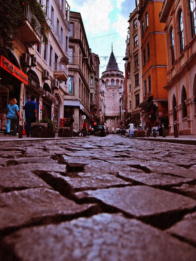 Galata- İstanbul