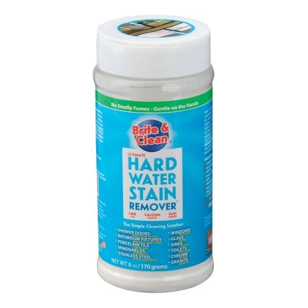 Brite & Clean 6oz Hardwater Stain Remover (A-SCS-1) - Mold, Mildew & Rust Prevention & Cleaners - Ace Hardware