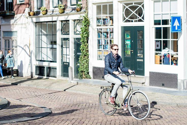 #amsterdam #cycling #bike #cyclingstyle