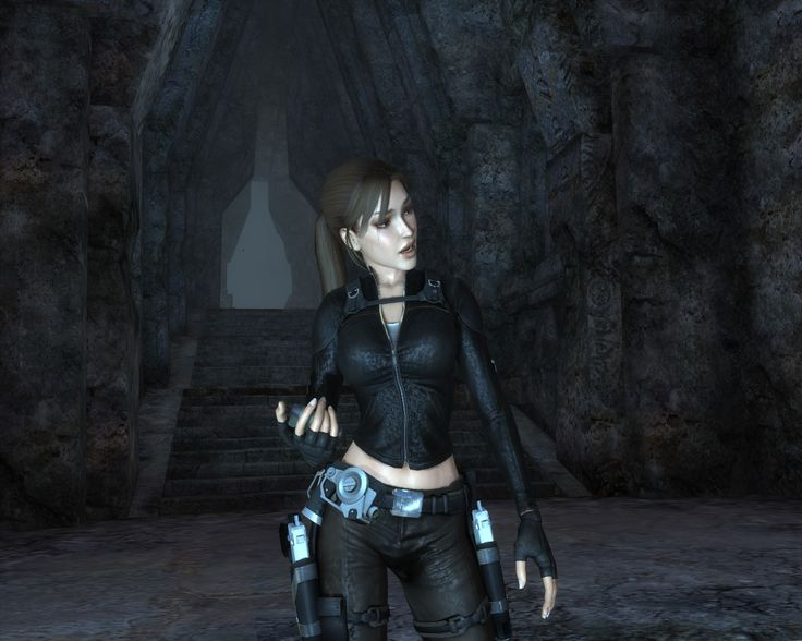 Tomb Raider Underworld 2008