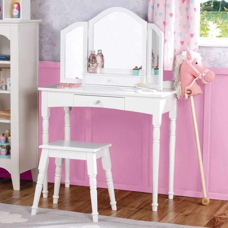 Freya Dressing Table Stool Set Dressing Tables