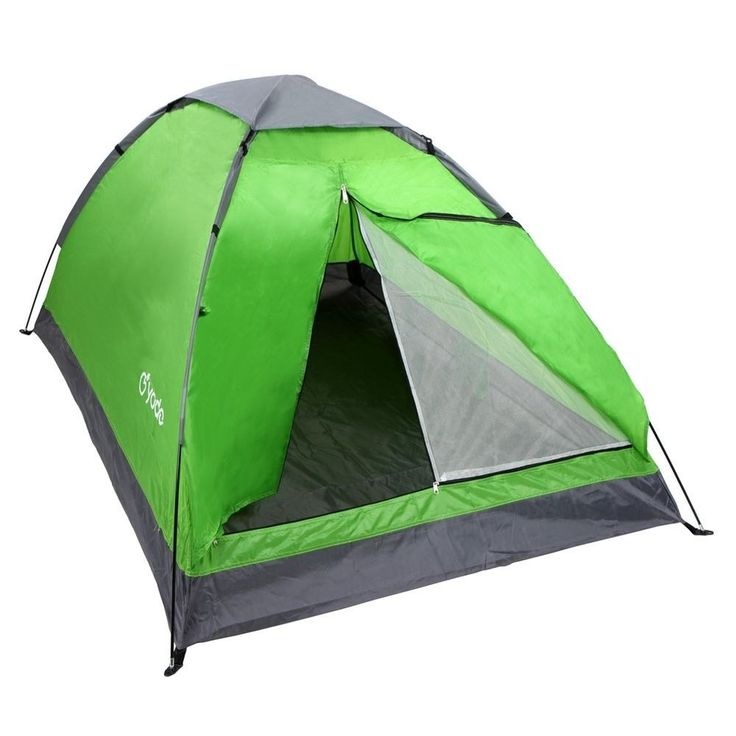 Outdoor 2 Person Camping Backpacking Tent With Carry Bag Upgraded Lightweight  #CampingBackpackingTent