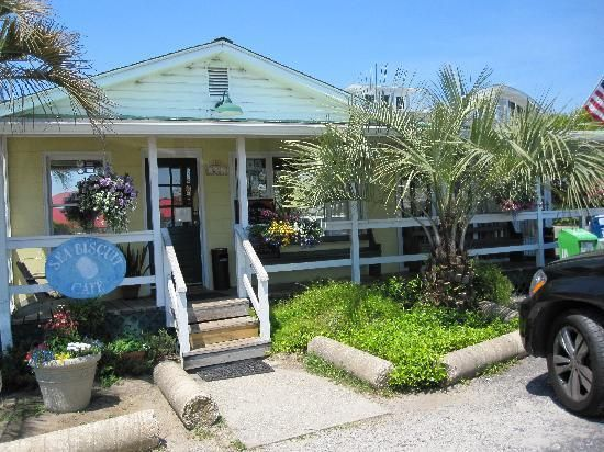 Isle of Palms   Sea Biscuit Cafe, Isle of Palms - Restaurant Reviews - TripAdvisor