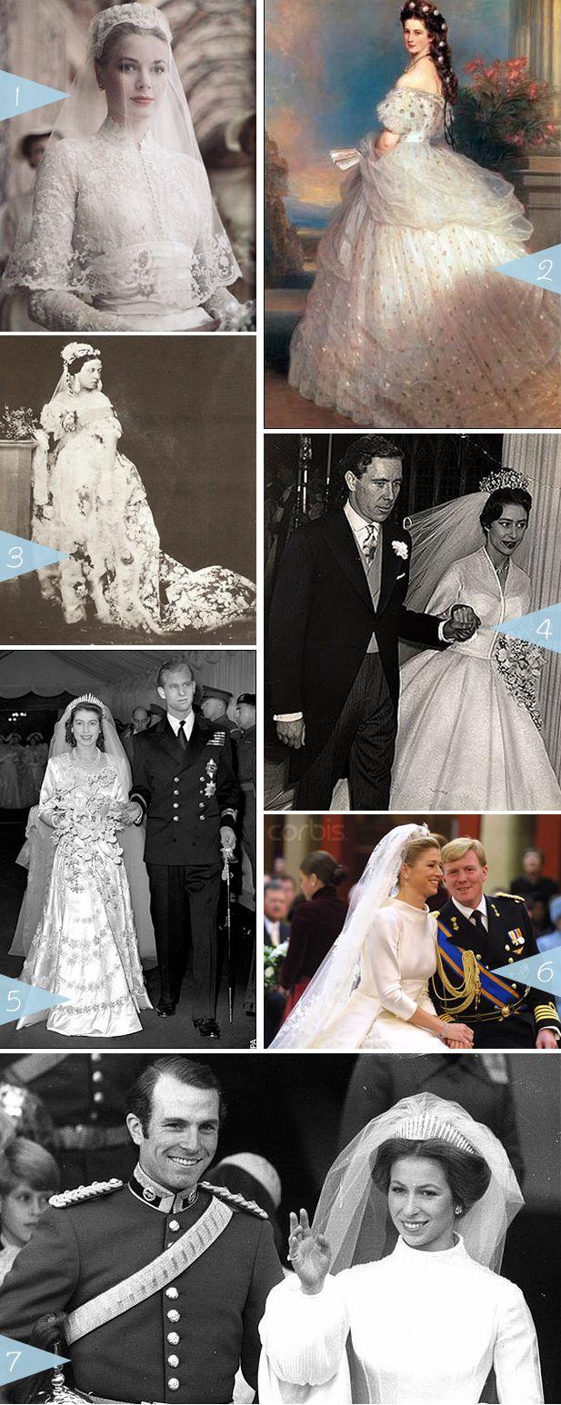 A Look Back at Royal Brides | WeddingWire: The Blog