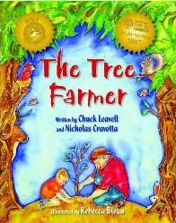 The Tree Farmer by Chuck Leavell, Nicholas Cravotta Recommended by the AFBFA