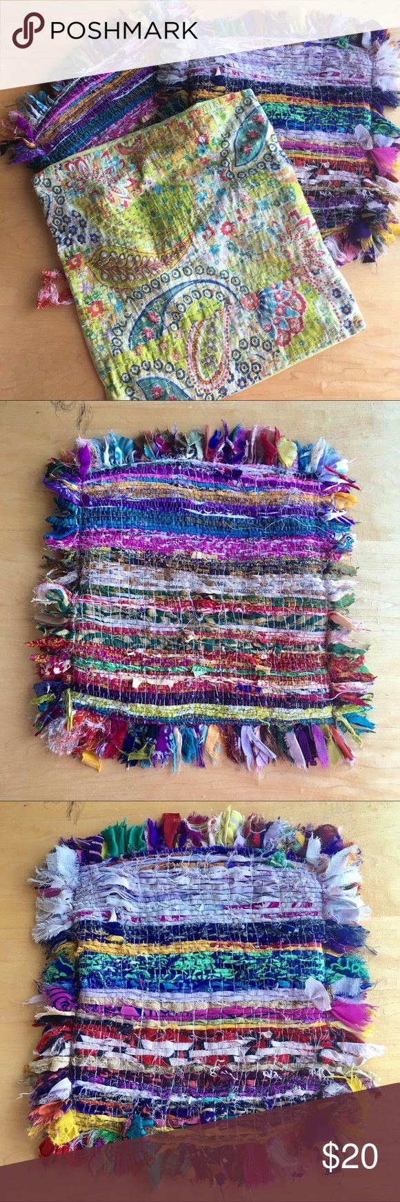 Cute Bohemian Throw Pillows : 25+ best ideas about Purple Dorm Rooms on Pinterest Cozy dorm room, Girl dorm decor and ...