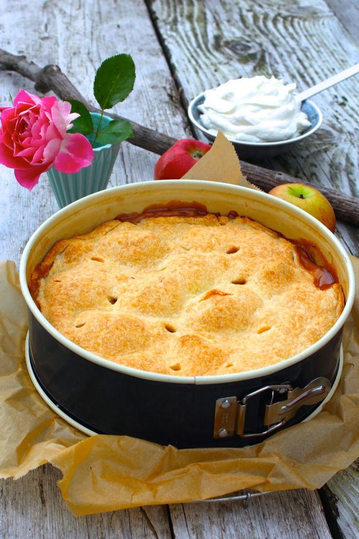 Dieser leckerste Apfelkuchen, den ich je gebacken habe!