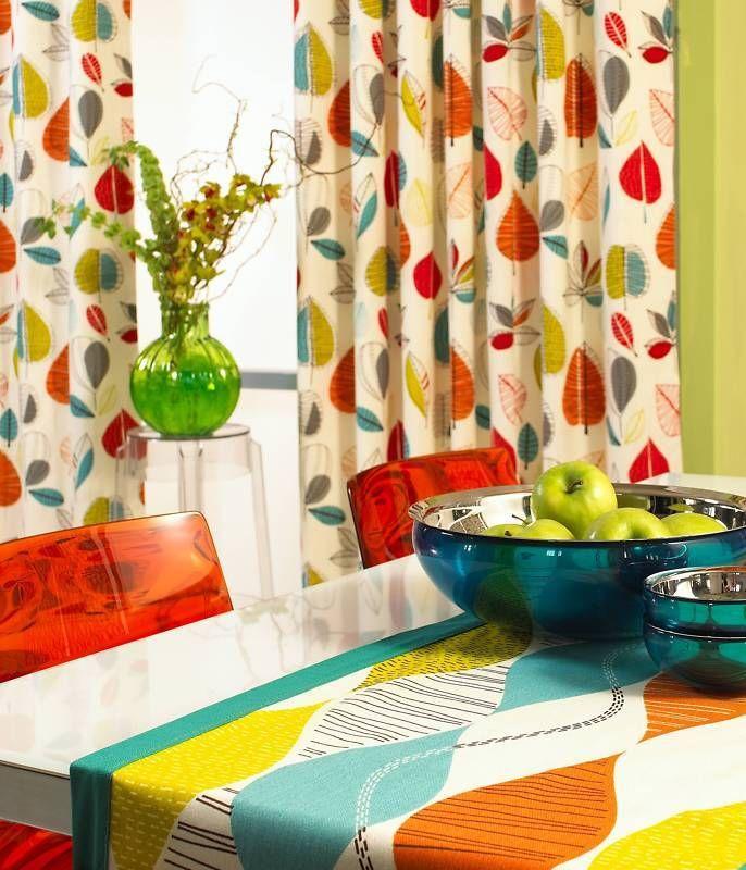 PRESTIGIOUS TEXTILES 100% COTTON CURTAIN FABRIC 'MAPLE' Cinnamon p/m in Crafts, Sewing & Fabric, Fabric | eBay