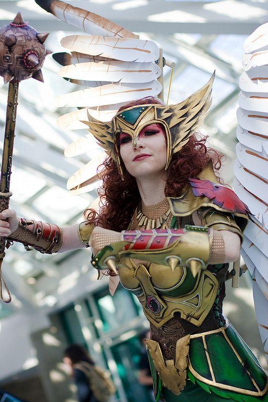 Comikaze 2014: Hawkgirl
