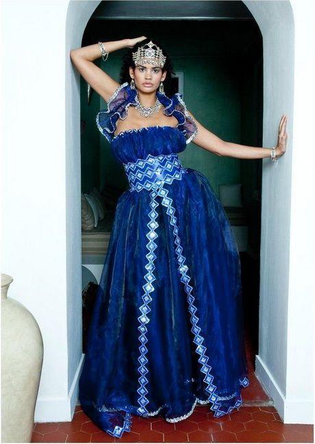 La robe kabyle moderne 2016