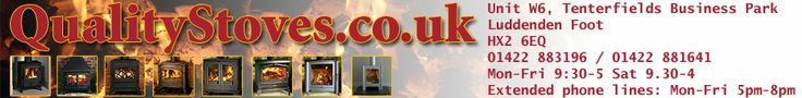 Quality Stoves - For wood burning stoves, Gas & multifuel stoves     Tel: 01422 845069/883196/881641