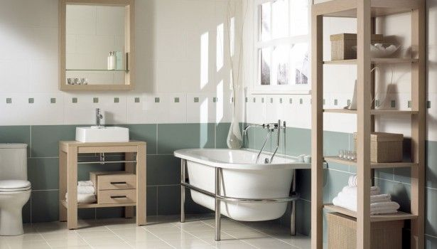 Bathroom Bathroom Tile Wall Cheerful Themes And Design For Ideas With Wood Storage Cabinets Bathroom Frame Mirror Also White Sink Floor Tile Decor Wonderful Modern Bathroom Tile Ideas That You Feel In Private Heaven