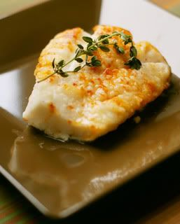 Lemon Baked Cod recipe that doesn't taste like fish…  tried this tonight, …