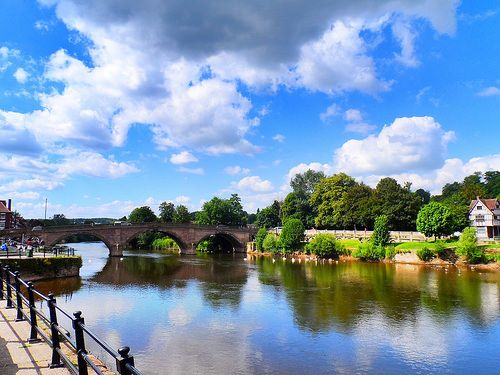 River Severn, Bewdley