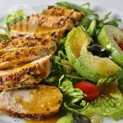 Cajun Chicken Summer Salad @ allrecipes.com.au