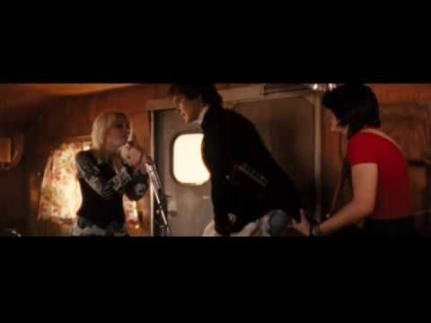 """Hello, world. I'm your wild girl."" such an awesome movie.     Dakota Fanning & Kristen Stewart - Cherry Bomb (Video)"