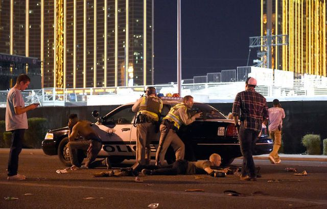 Las Vegas Shooting: At Least Two Dead and 24 Injured at Route 91 Harvest Festival