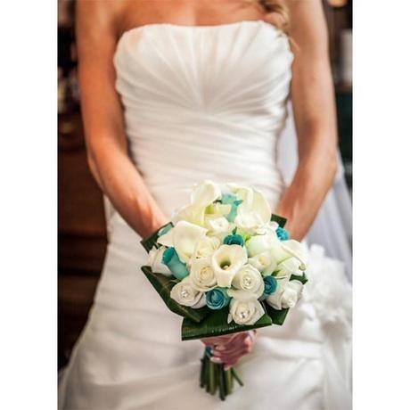 Una boda en color turquesa