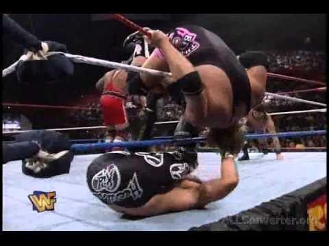 Entire WWF ROYAL RUMBLE 1996!